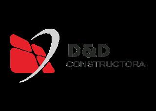D & D CONSTRUCTORA Logo Vector