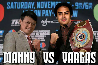 Pacquiao VS Vargas fight memes