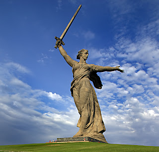 Estatua de la Madre Patria