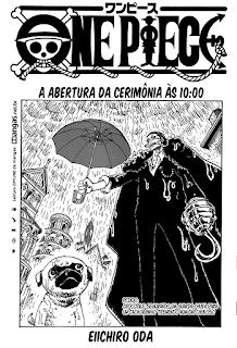 One Piece 860 Mangá – Português