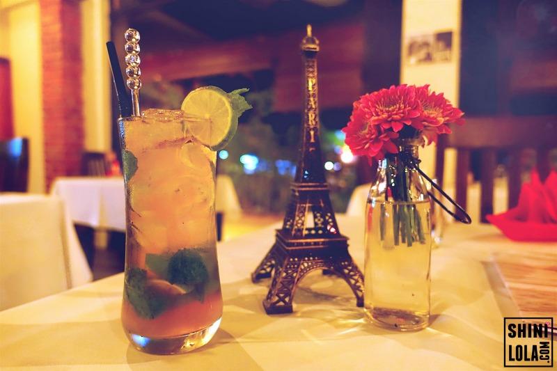Le Cognac Mojito