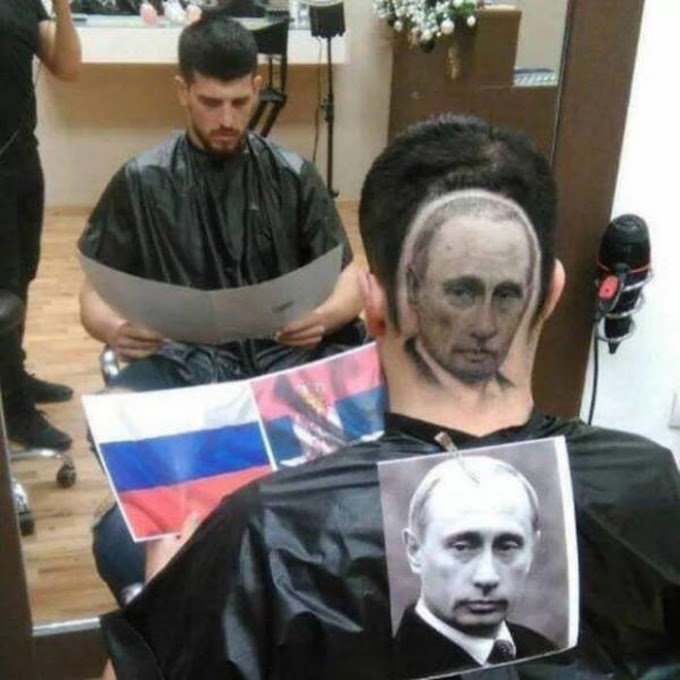 Fotos loucas e engraçadas que só acontece na Rússia
