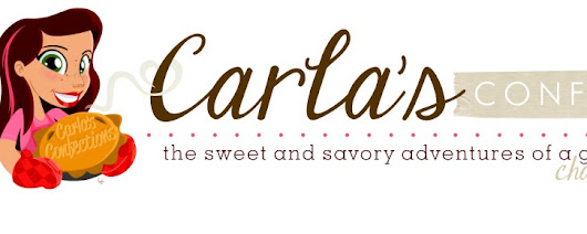 Carla's Confections: Whole Wheat Garlic Parmesan Pita Chips