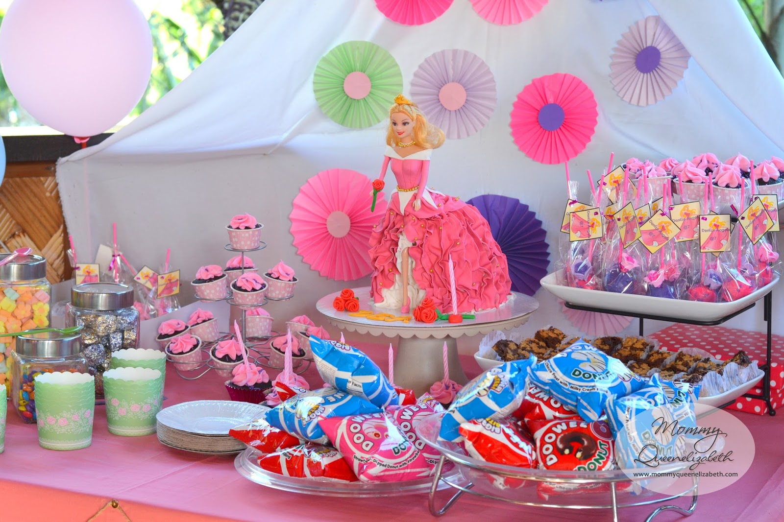 Mommy Wise Series How To Throw A Simple Diy Birthday Party Mommy Queenelizabeth