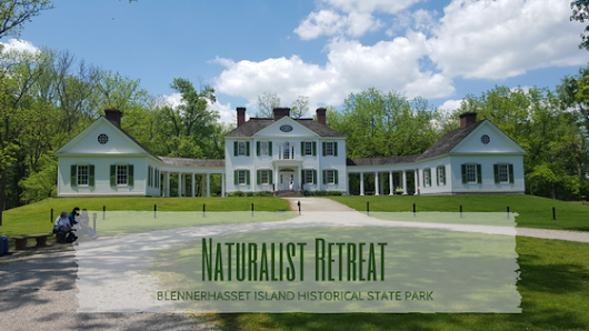 Bortami In the Wild: Naturalist Retreat Tours Blennerhasset Island