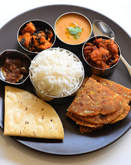 Simple north Indian lunch idea 58