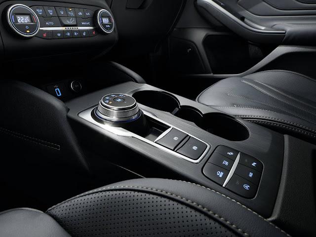 Novo Ford Focus 2019 - câmbio automático