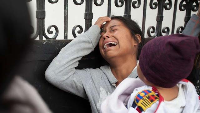 35 dziewczyn zginęło w pożarze ośrodka dla nieletnich w Gwatemali