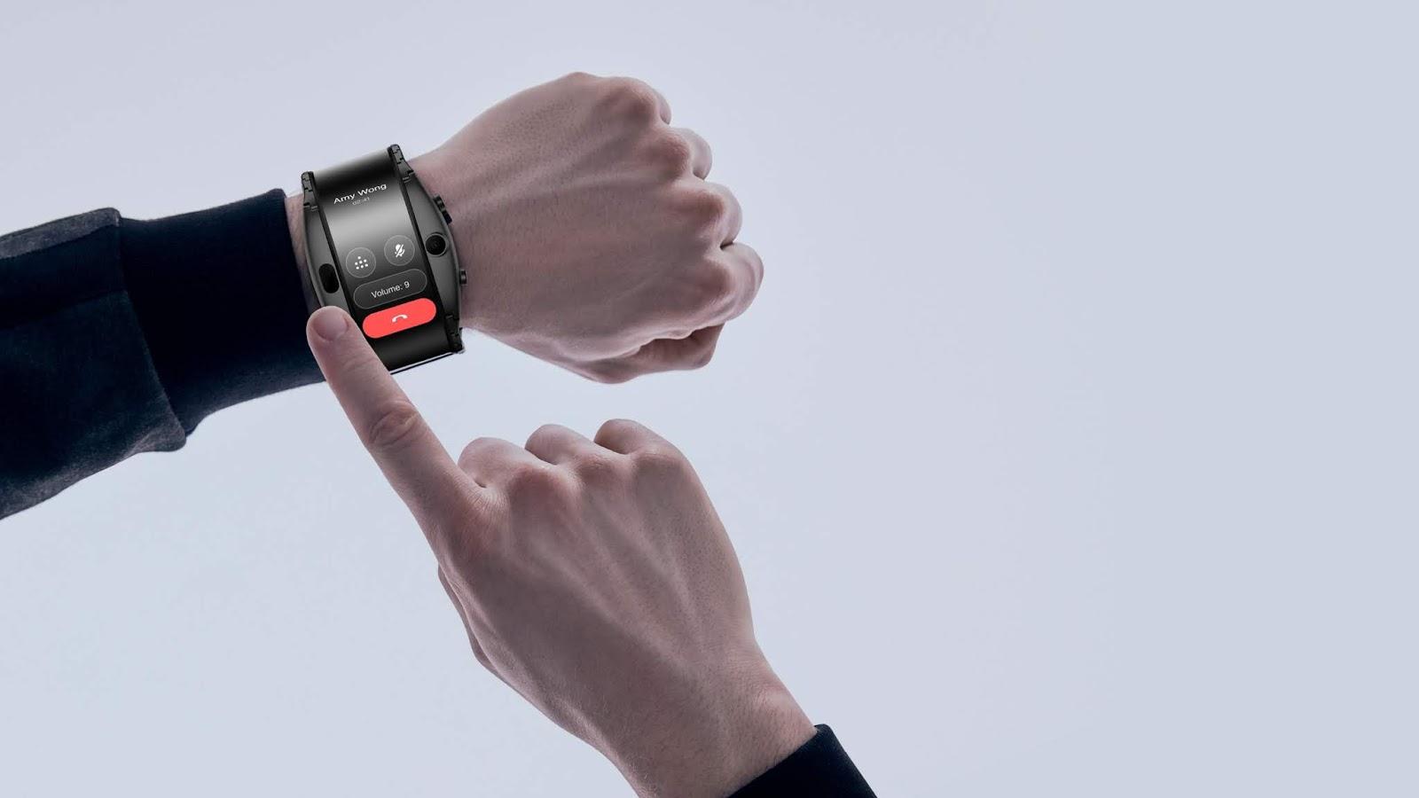 Alpha-smartwatch