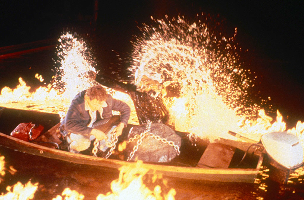 Crystal Lake Vw >> Jason Lives: Friday The 13th Part VI Production Still Gallery