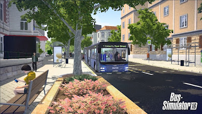 Download Bus Simulator 16 Full Version