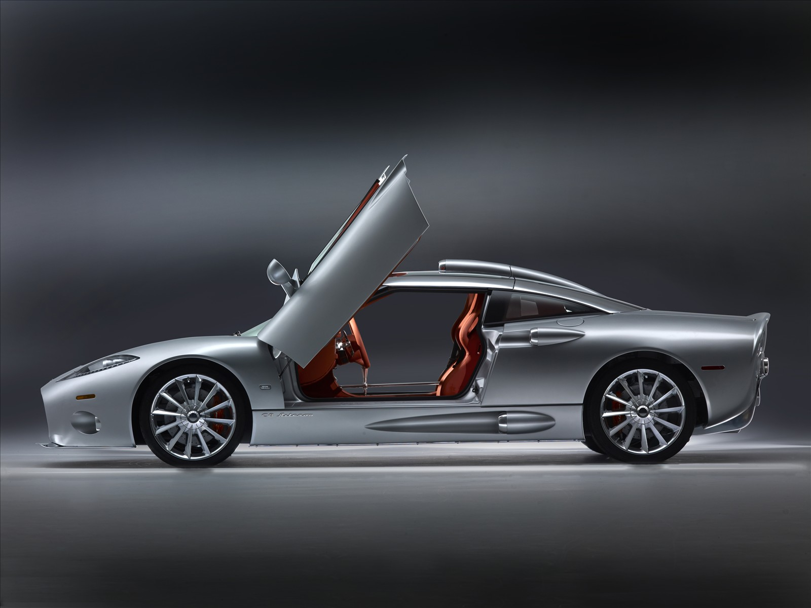Car Pictures Spyker C8 Aileron 2009