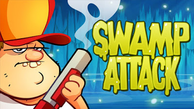 Swamp Attack MOD APK v2.4.0 for Android Hack Unlimited Money Terbaru 2018