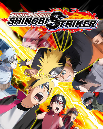 Download shinobi striker