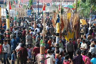 Ritual Tiwah - Kalimantan