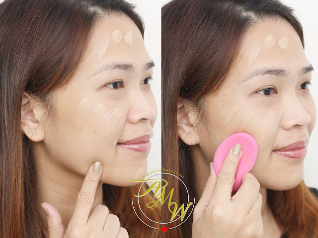 how to use Maybelline Dream Velvet Soft Matte Hydrating Foundation Natural Beige photo