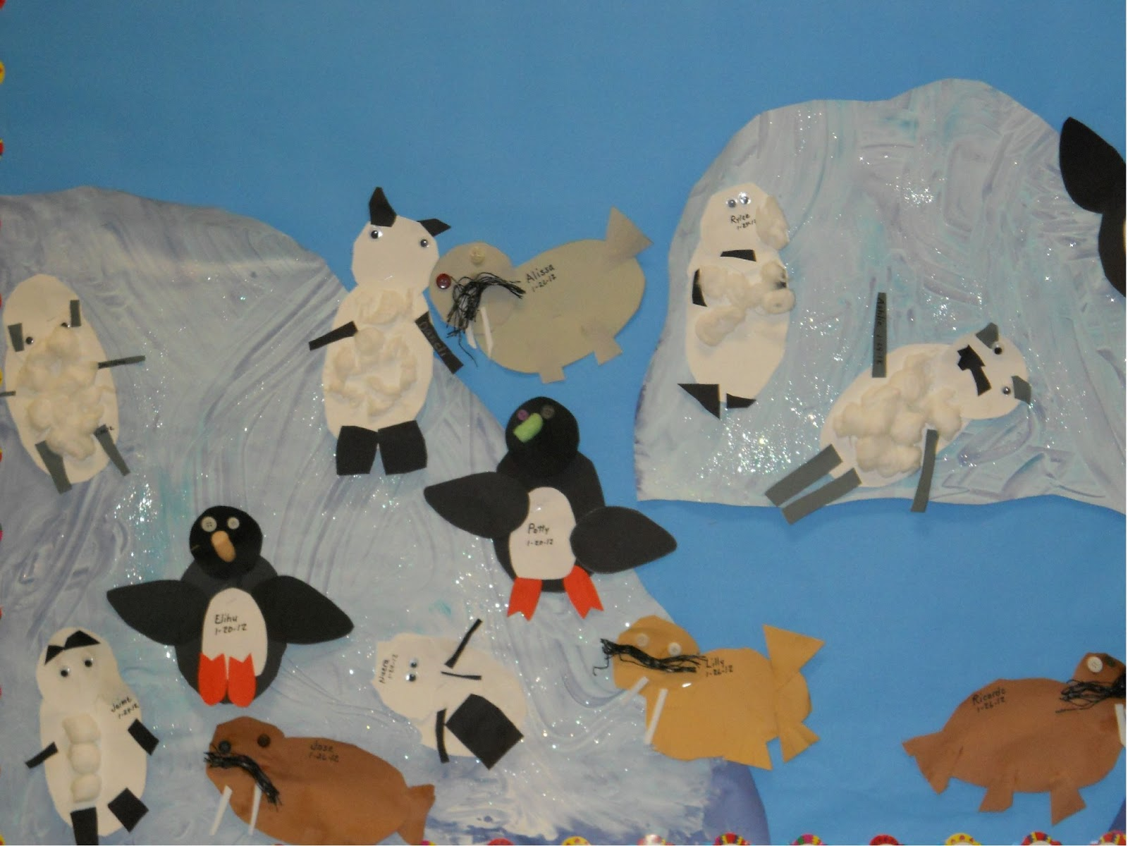 Learning And Teaching With Preschoolers Arctic Fun
