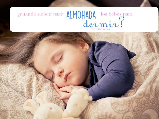 usar almohada bebes itmum