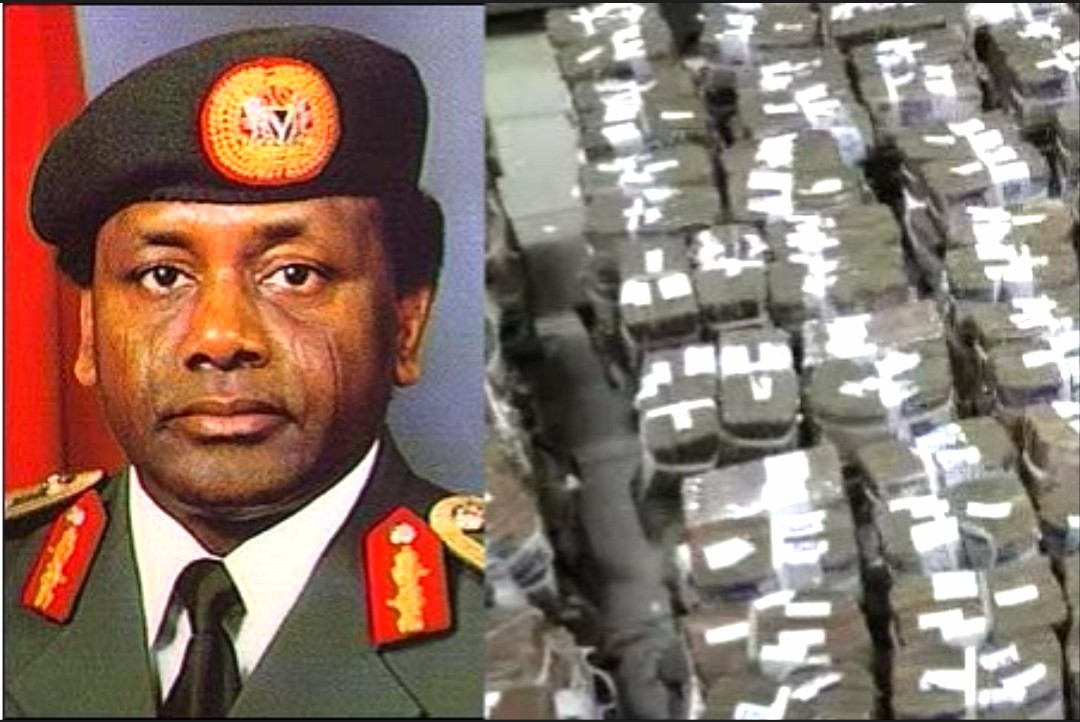 Image result for No more Abacha's loot in our country - Swiss government