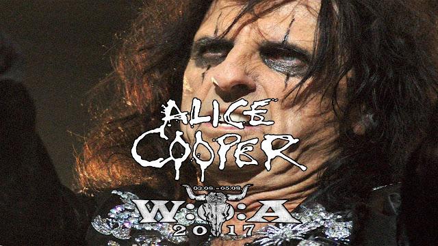 """Resultado de imagen de Alice Cooper - """"Ace of Spades"""" - Wacken Open Air 2017 (HD)"""