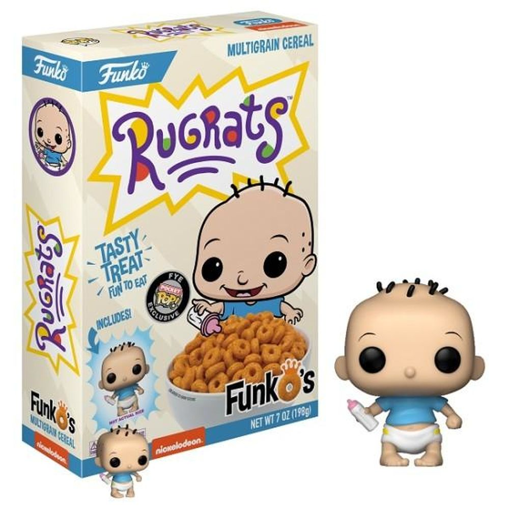 NickALive!: Funko Unveils Nickelodeon Rugrats: Tommy