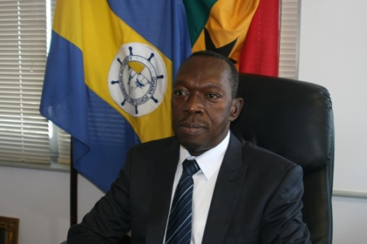 Akufo-Addo sacks GPHA boss