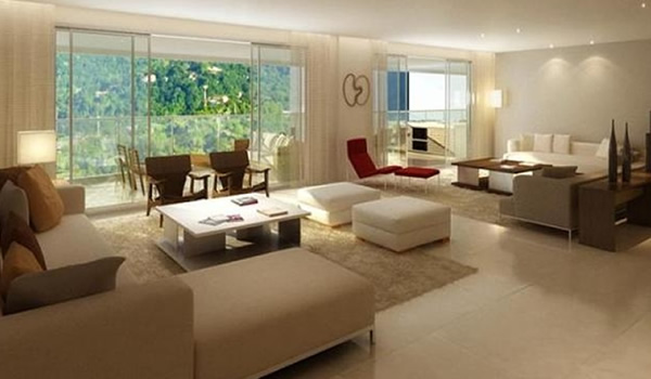 Modern home interior furniture designs diy ideas - Decorar un salon grande ...
