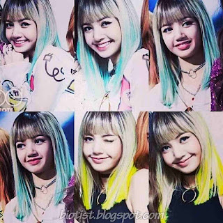 BlackPink Lisa Latest Photos in 2016
