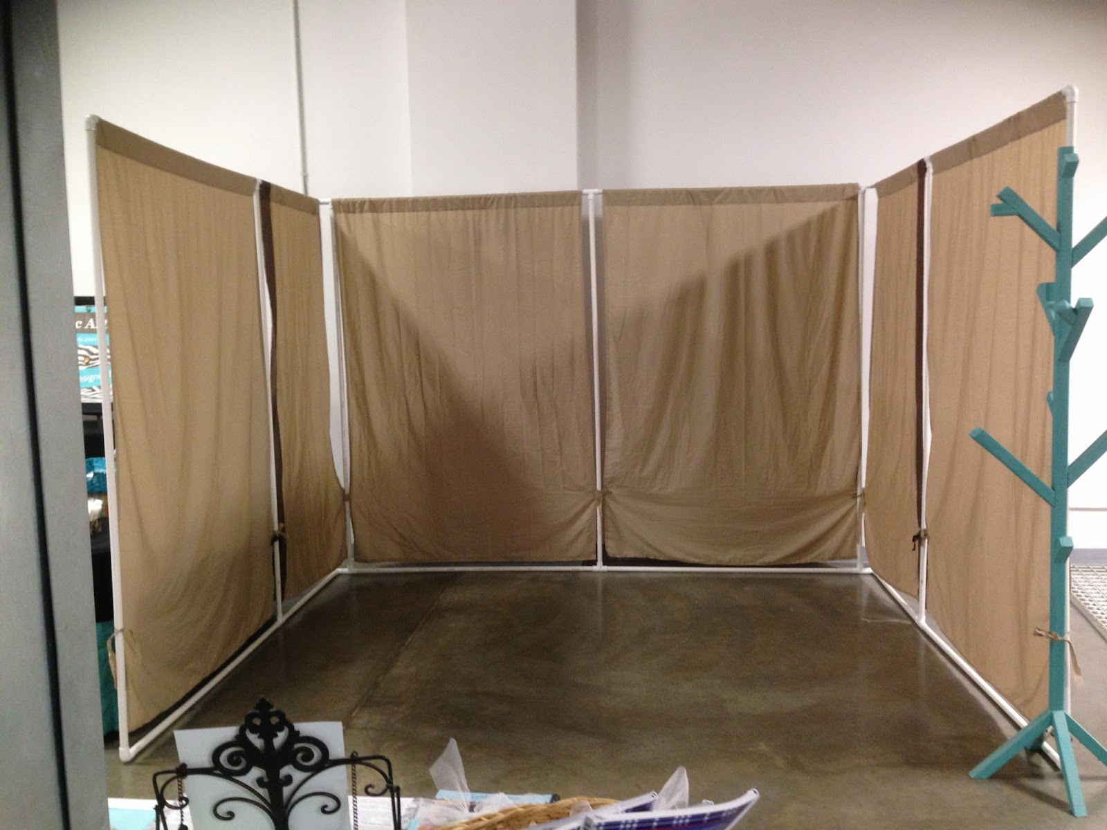 Craft Fair Booth Walls