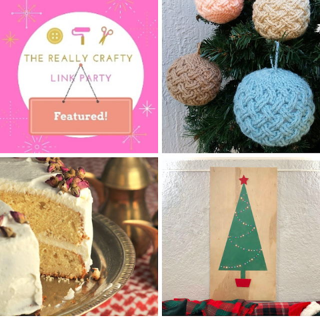 The Really Crafty Link Party #145 featured posts