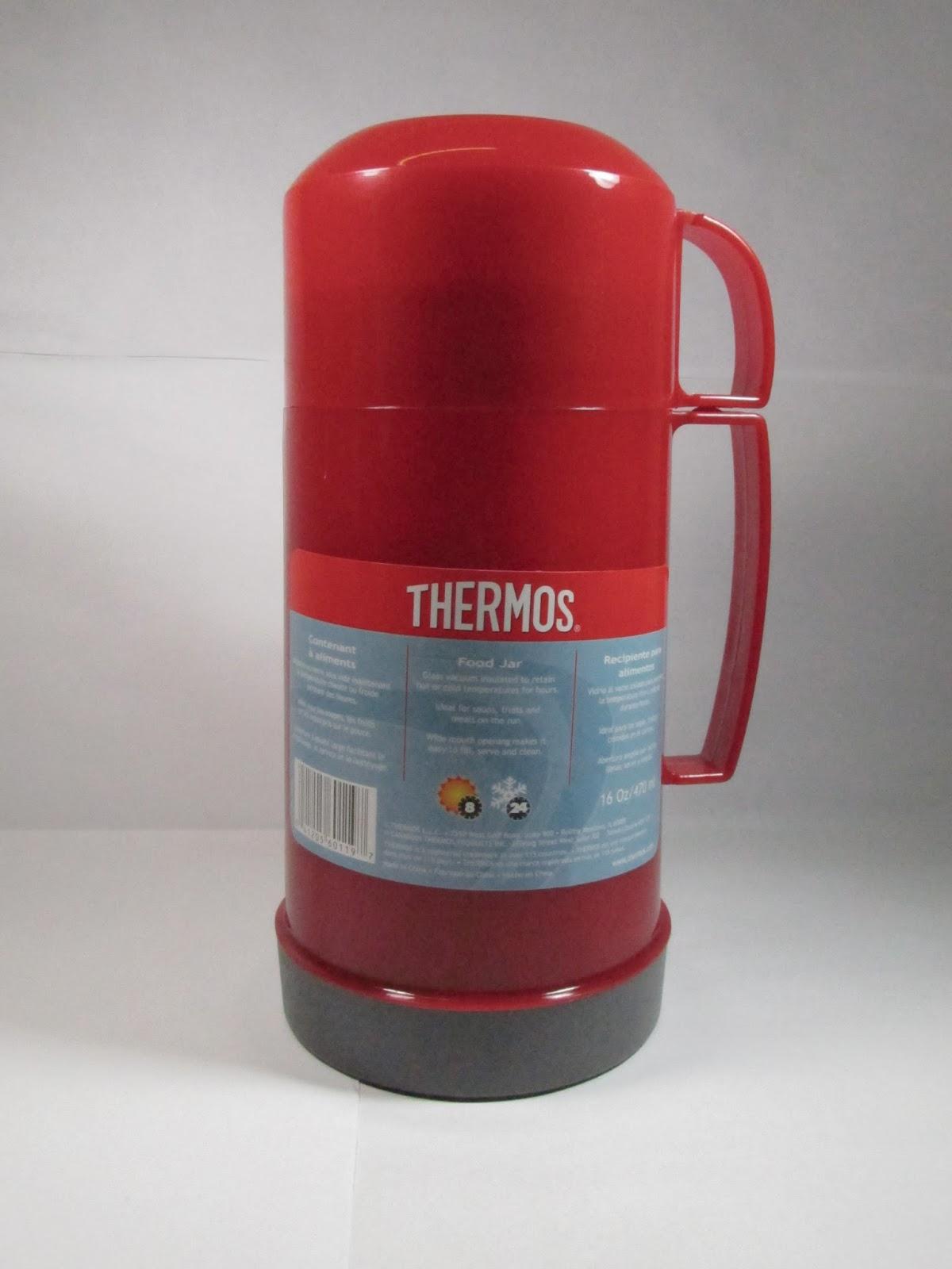Vacuum Insulated 16 Oz 470ml Red Food Jar Hdj Online Store
