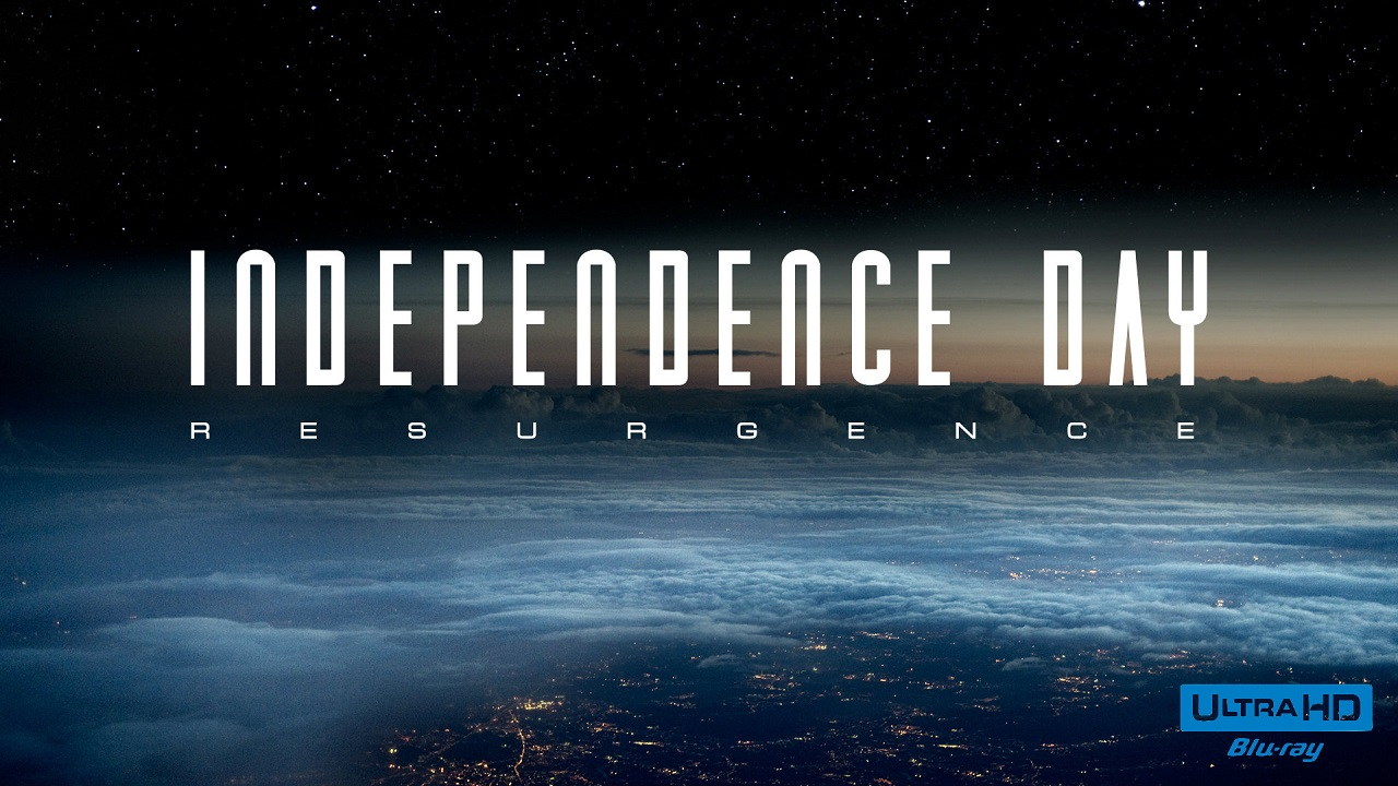Independence Day: Resurgence 4K Blu-ray