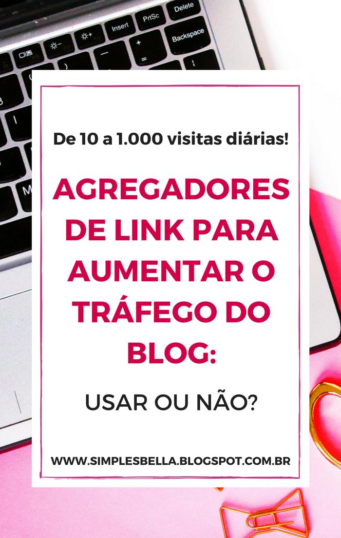 Agregadores de links para aumentar o tráfego do seu blog: Usar ou não usar?