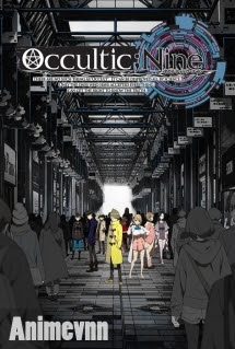 Occultic;Nine -  2016 Poster