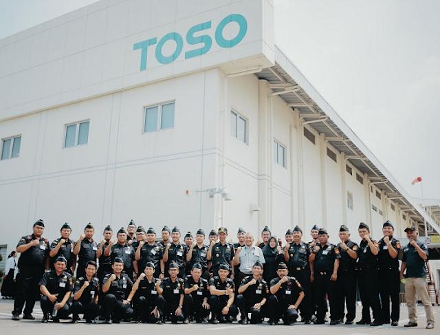 Lowongan Kerja PT. Toso Industry Indonesia, Jobs: System Engineering Staff (IT,) Engineering Staff.