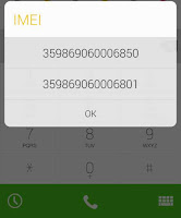new imei