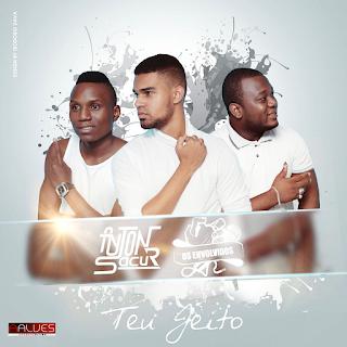 Ayton Sacur ft Os Envolvidos-Teu Jeito (2k17) (kizomba) || DOWNLOAD
