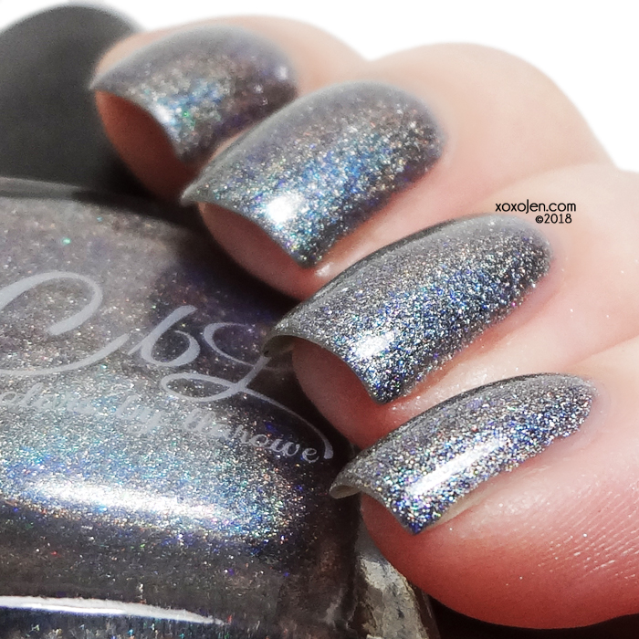 xoxoJen's swatch of Colors By Llarowe Indecisive