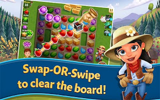 FarmVille Harvest Swap Mod Apk Full Unlocked