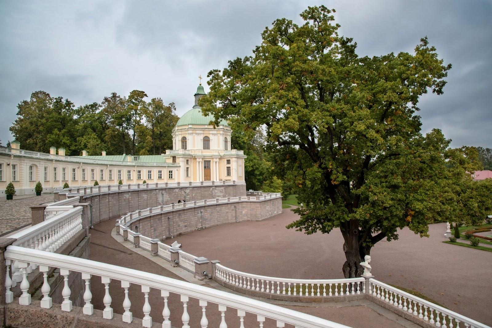 Ораниенбаум. Большой Меншиковский дворец