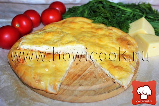 рецепт классического хачапури с фото