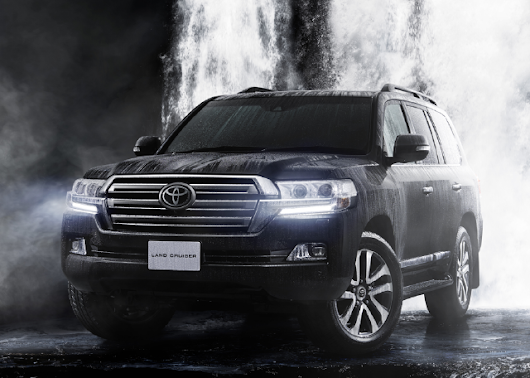 Toyota Exposes The All-New Land Cruiser 200 - Daily Gamer