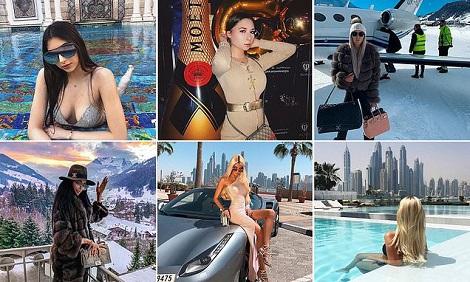 Super Rich Kids Flaunt Lavish Lifestyles [Photos]