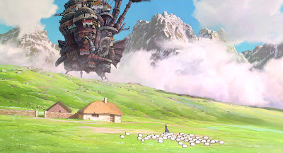 Ghibli Fest: Howl's Moving Castle in Theaters November 26, 27, 29
