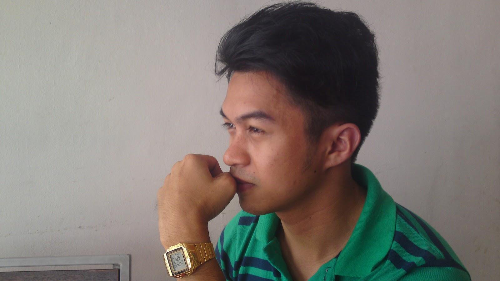 Kehidupan Adalah Drama 2012 Men S Hair Relaxed Pompadour