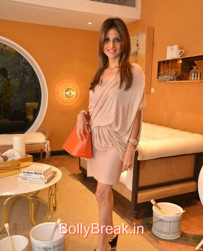 Tanaaz Doshi, Rouble Nagi Gauri Khan Hot Pics At Villeroy & Boch High Tea at Gauri Khan's