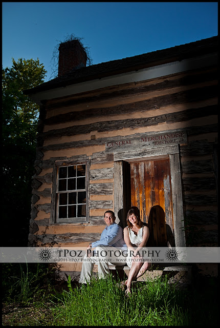 poolesville maryland engagement photography