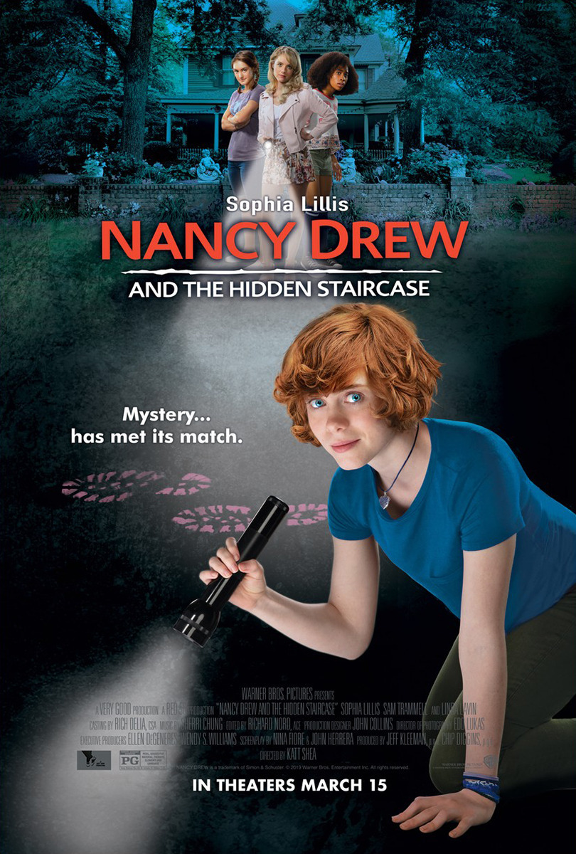Nancy Drew e a Escada Secreta Torrent Baixar