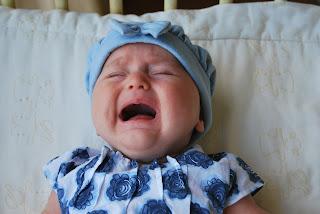 Ağlayan Bebek Nasıl Yatıştırılır?