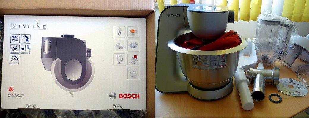 Bosch MUM 56S40
